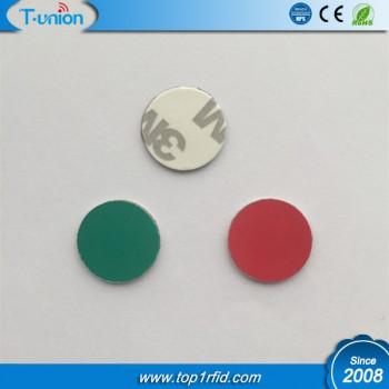 Dia15MM MF11RF08 Anti-Metal RFID Disc Tag