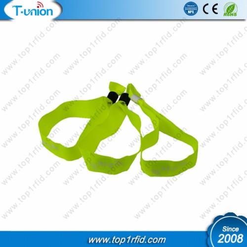 Semicircle 13.56Mhz RFID Wristband F08 Silicone Bracelets