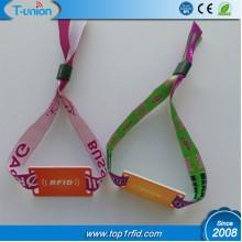 ISO15693 ICODE SLI-X RFID Woven Wristband