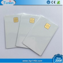 FM4428  Printable Inkjet Contact IC Card