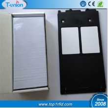 Blank ID PVC Inkjet Card Print by Inkjet Printer Directly