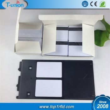 2750OE Hico Magnetic Stripe Inkjet PVC Cards
