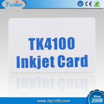 Read Only 125KHZ Inkket Printable ID Cards