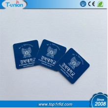 25X25MM FM11RF08 RFID Mini PVC Tag