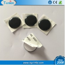 Dia18MM Black ABS Waterproof NFC Disc Tag