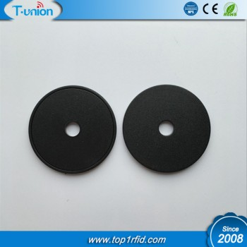 125khz TK4100 ABS RFID Screw Disc Tag Blank