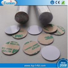 Dia25MM Classic 1K RFID Coin Tag with 3M Adhesive
