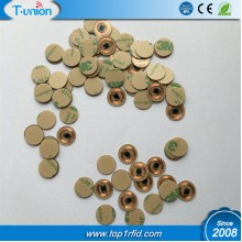 Dia13MM Clear PVC NFC Disc Tag
