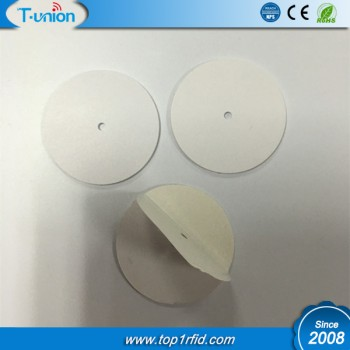 ISO15693 ICODE SLI RFID Screw Tag With Adhesive