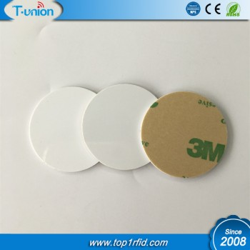 Dia30MM MF DESFire EV1 4K RFID Disc Tag