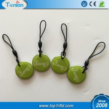 Dia28MM Ntag213 NFC Epoxy Tag