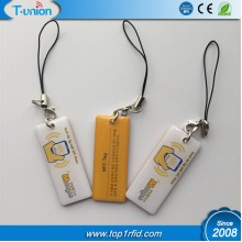 55x27MM 504Bytes Ntag215 NFC Epoxy Tag With Rope