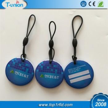 Diameter 35MM MF DESFire 2K EV1 Epoxy NFC Tag