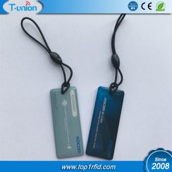 45x18MM Classic 1K S50 RFID Epoxy Hotel Lock Tag