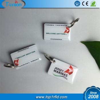 40x25MM 15639 ICODE SLI-X RFID Epoxy Tag