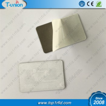 25x40MM PET Material NFC Tag On Metal