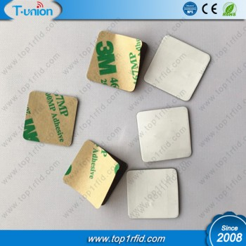 20x20MM Type 2 Ntag213 Metal NFC Tag
