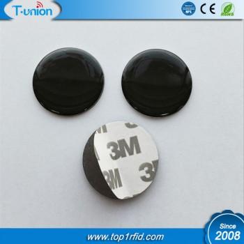 Epoxy Waterproof ICODE SLI-S 2K RFID Disc Tag on Metal