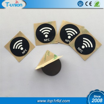 Dia30MM MF Ultralight PET Anti-Metal NFC Tag