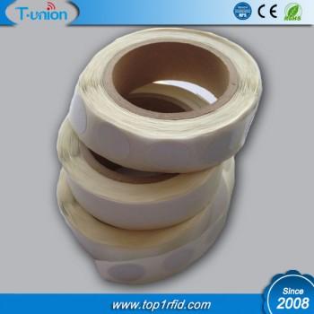 144Bytes Ntag213 NFC Paper Tag For Inkjet Printer Printing