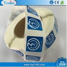 50x50MM 192bytes MF Ultralight  C Soft PVC NFC Tag