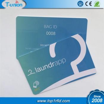 13.56MHZ 144bytes Ntag213 NFC Cards
