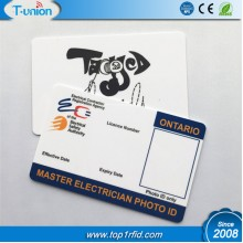 125KHZ Read Only Printable  EM4200 RFID Card