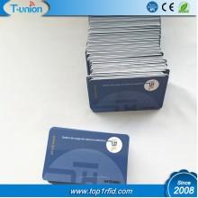 13.56 MHz 512bit-EEPROM SRT512 Transport RFID Card