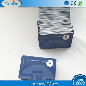 13.56 MHz 512bit-EEPROM SRT512 Transport RFID Card
