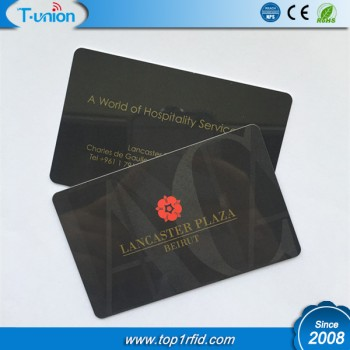 125KHZ R/W T5577 RFID Hotel Door Key Cards