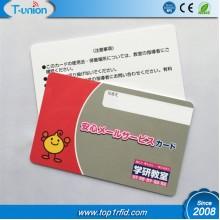 ISO15693 ICODE SLI (ICODE 2 ) RFID Card Printed
