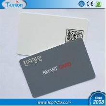 13.56MHZ MF DESFire EV1 8K  RFID Identity Card