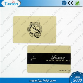 13.56MHZ  MIFARE Ultralight® EV1  RFID Hotel Key Cards