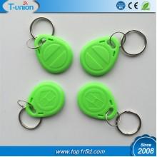 125KHZ TK4100 RFID Keyfob for Time Attendance System