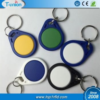 ISO14443A Type 2 Ntag213 NFC Keyfob