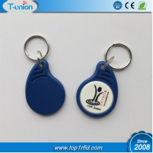 13.56MHZ Classic 1K S50 RFID Keyfob with Logo