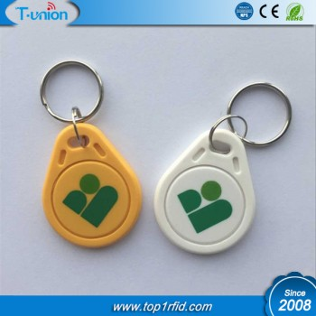 13.56MHZ MF Ultralight RFID Keyfob