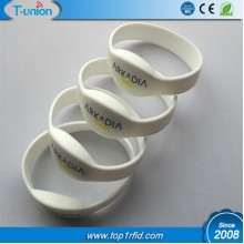 Dia45MM Ultralight EV1 Chip NFC Silicone Wristband