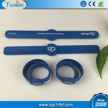 ISO15693 ICODE SLI RFID Slap Wristband