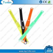 13.56MHZ Type 2 Ntag213/215/216 NFC Silicone Wristband