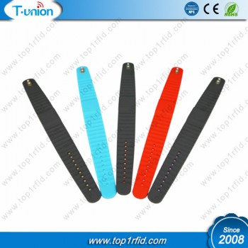 860-960mhz Long Range Alien H3 Silicone Sport Wristband Waterproof