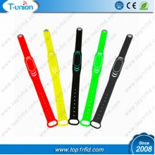 125KHZ Read Only TK4100 RFID Smart  Wristband For Access Control