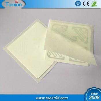 H42 Antenna UHF RFID Paper Sticker with Monza 4D /4E /4QT Chip